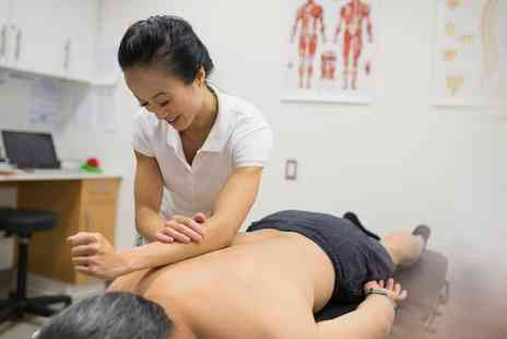 Finnans Healing Hands - 30 Minute Sports Massage  - Save 55%