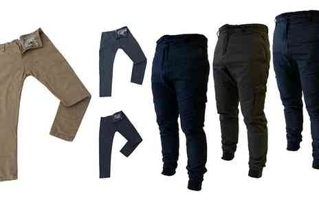Groupon Goods Global GmbH - Mens Bakers Fashion Chinos in Choice of Style - Save 85%
