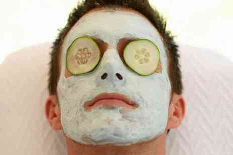 SoSalon - Gentlemen's Facial - Save 57%