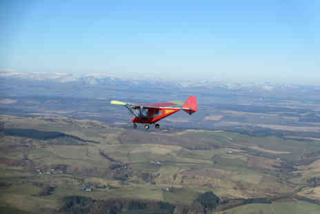 Microflight Academy - 20 minute microlight taster flight  - Save 0%
