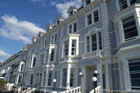 Llandudno Bay Hotel - Overnight stay for two including breakfast, a bottle of Prosecco and 20% off dinner  - Save 41%
