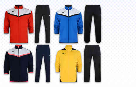Brand Shopping Direct - Mens Puma tracksuit  - Save 66%