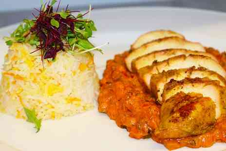 Shahi Darbar - Two Course Indian Meal for Two  - Save 56%