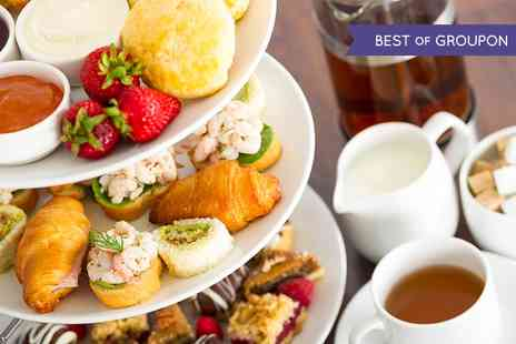 Aston Wood Golf Club - Afternoon Tea for Two - Save 50%
