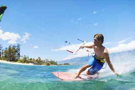 Baker Academy - Kitesurfing or Windsurfing Session for One - Save 73%