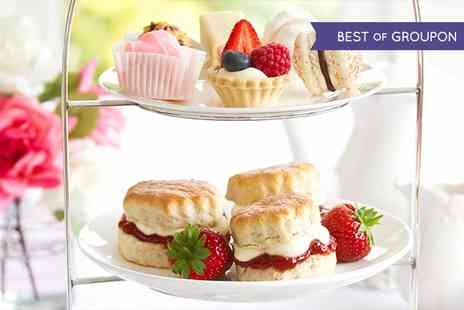 Hallmark Hotel Gloucester - Traditional Afternoon Tea For Two - Save 0%