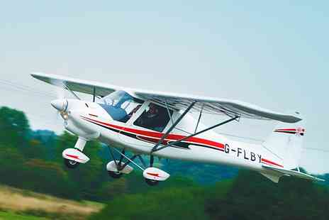 Fly By Light - 90 Minute Flying Experience for One - Save 0%