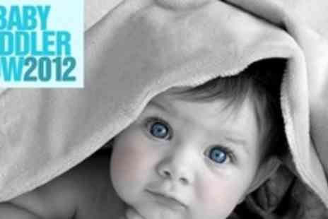 UK Baby and Toddler Show - Happy Mothers Day Two tickets - Save 75%