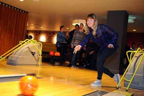 Widnes Superbowl - Two Games of Bowling For Four - Save 44%