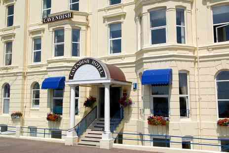 Cavendish Hotel - One or Two Nights stay For Two With Breakfast And Dinner; With Option For Wine  - Save 36%
