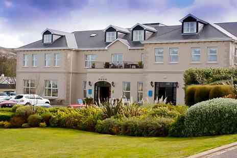 Ballyliffin Lodge - Two Nights stay For 2 With Breakfast; With Option For Spa Treatment  - Save 0%
