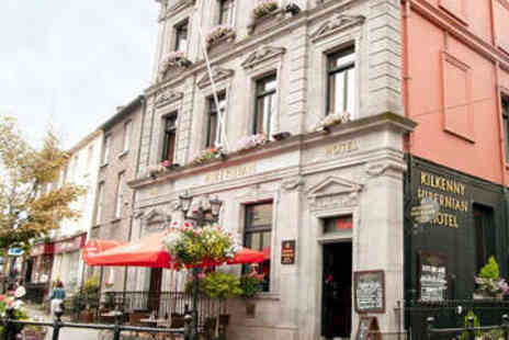 Kilkenny Hibernian Hotel - Four star Kilkenny Minibreak - Save 0%