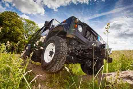 Coniston Hotel - 4x4 Driving Experience for up - Save 42%
