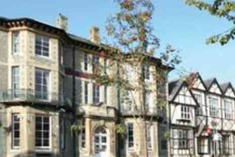 The Knighton Hotel - Two night stay for two including breakfast - Save 70%