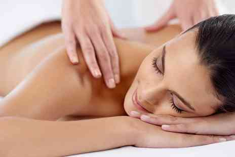 PURE Health Spa  - Back, Neck and Shoulder Massage with Optional Express Facial   - Save 40%