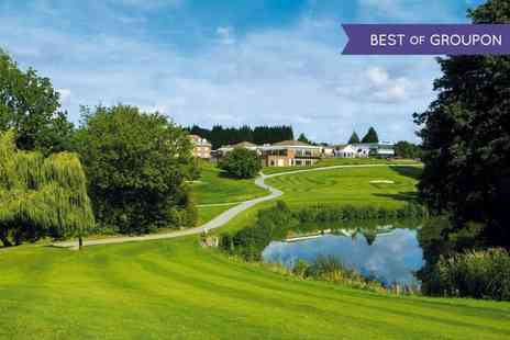 Stoke by Nayland Hotel  - One or Two  Nights stay For Two With Breakfast and Leisure Access   - Save 32%