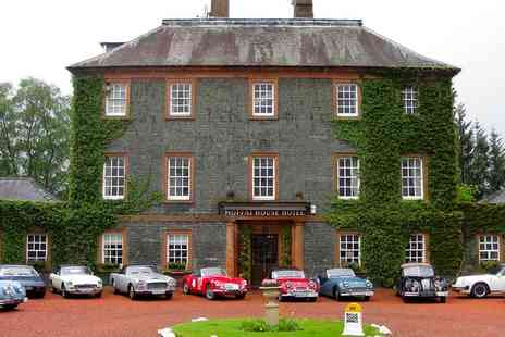 Best Western Moffat House Hotel - One to Three Nights Stay For Two With Breakfast, Prosecco and Late Check Out  - Save 49%