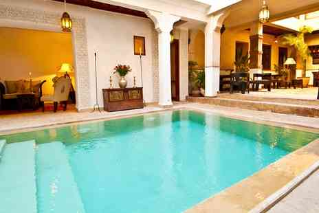 Riad Aladdin - One to Nine or 14 Nights Stay for Two With Breakfast and Hammam  - Save 0%