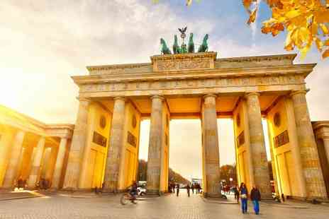 Vier Jahreszeiten - Two or Four Nights stay in German capital with flights, hand luggage & breakfast - Save 0%