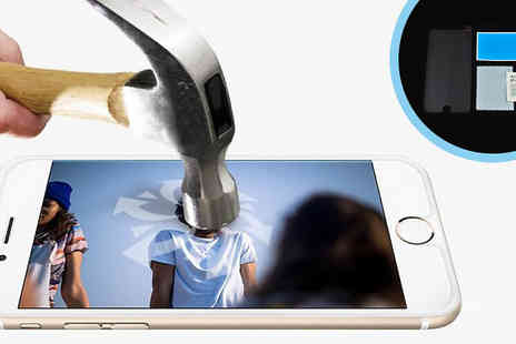 Globi Toys - Tempered Screen Protector for iPhone 6 Plus - Save 71%