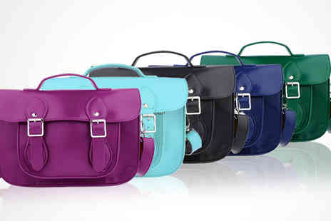 Globi Toys - Faux Leather Satchel - Save 65%