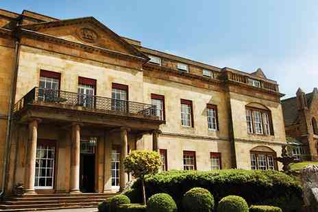Puma Shrigley Hall - Two course set menu lunch or dinner for two - Save 55%