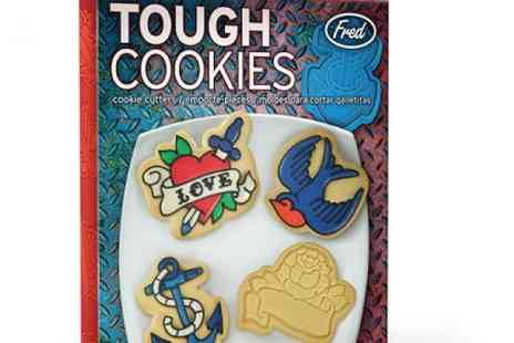Funky Monkey Gift Shop - Tough Cookie Stamps - Save 50%