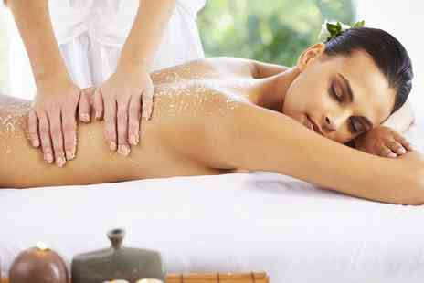 Beauty And The Beach - One Hour Aromatherapy or Swedish Massage with Optional Facial  - Save 55%