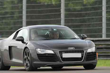 Driving Experiences 4 U - Junior Supercar Driving Experience with Passenger Lap   - Save 49%
