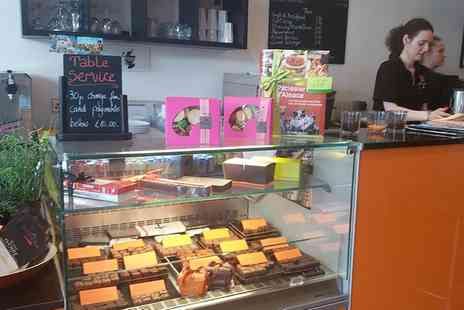 Patisserie Maxime - Chocolate or Cheese Fondue for Two  - Save 0%