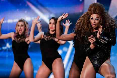 The Troxy - The Protest  Aaron Cartys Beyonce Experience Show  on 16 January 2016  - Save 55%