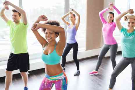 London Fitness Classes - 50 Sessions of Insanity, Hiit, Pilates, Yoga, or Zumba   - Save 66%