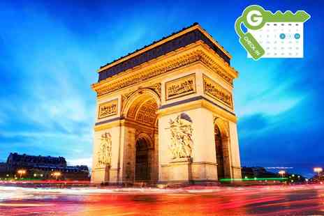 Pavillon Italie -  Stay For Two With Breakfast and Seine River Cruise  - Save 0%