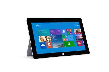 BestBuyPhoto - Refurbished Microsoft Surface 2 32GB Tablet Black for With Free Delivery - Save 0%
