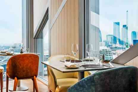 Searcys - Three Courses & Prosecco for One with Spectacular Views - Save 0%