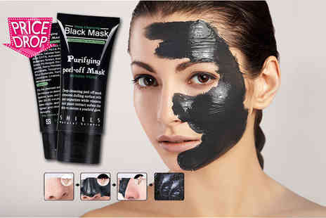 Gift Right - Peel off blackhead face mask - Save 75%