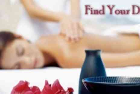 Find Your Diva - One Hour Hot Stone, Hot Oil or Aromatherapy Massage - Save 58%