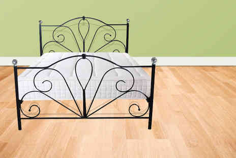 Stickbase - Flora double bed frame - Save 55%