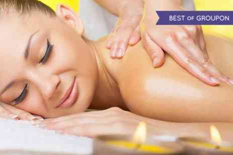 Prana Spa - One Session of One Hour Cleansing Back Massage - Save 67%