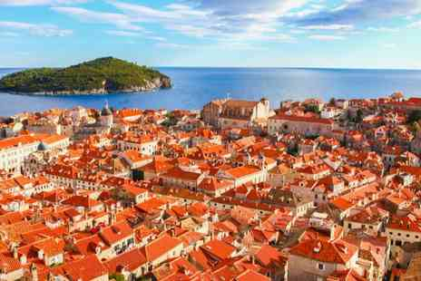 Hotel Splendid  - Three or Seven stay in beautiful Dubrovnik with  breakfast, flights and hand luggage - Save 0%