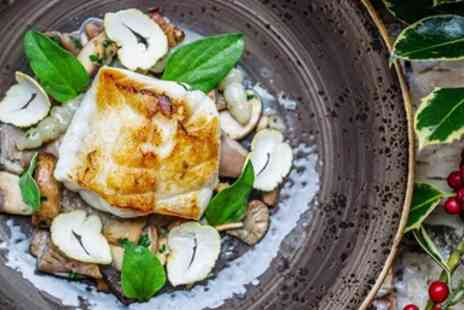 York & Albany - Three  Courses & Prosecco  - Save 0%