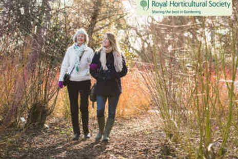 The Royal Horticultural Society - Annual RHS Gift Membership - Save 18%