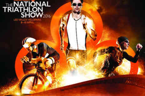 Mercury Events - The National Triathlon Show - Save 50%