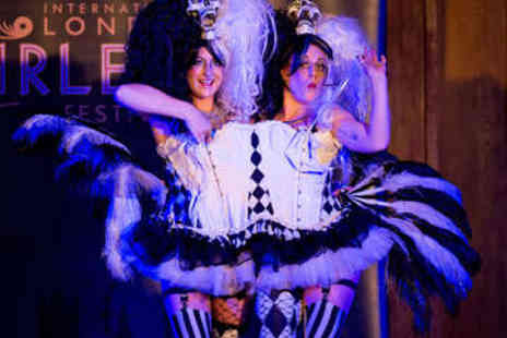 London Burlesque Festival - Ticket to The London Burlesque Festival - Save 0%