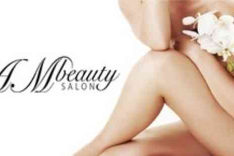 A.M Beauty Salon - Eight Sessions of Laser Hair Removal of Full Legs - Save 87%