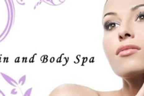 Skin and Body Spa - Four Sessions of IPL Skin Revitalisation - Save 80%