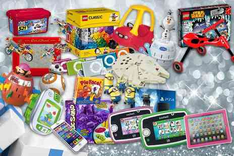 Wowcher Direct - LEGO, Star Wars Millennium Falcon, inflatable Yoda, Lightsaber, PlayStation 4, Minions - Save 0%