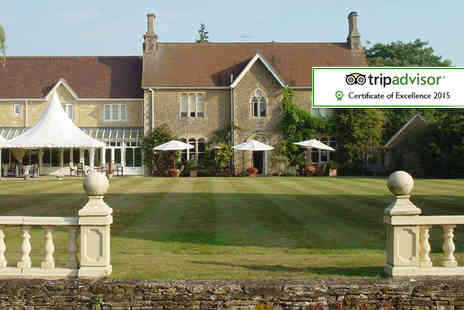Fallowfields Hotel - Overnight Oxfordshire stay for two including dinner and breakfast - Save 55%