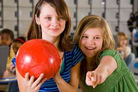 Regent Superbowl - Childrens Soft Play or Bowling Party For Ten Children  - Save 37%