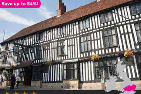 Falcon Hotel - Overnight stay for two With Full English Breakfast - Save 54%